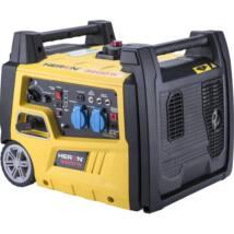 Heron benzinmotoros áramfejlesztő, 3,0 kVA, 230V, digitális szabályzással (8896221)