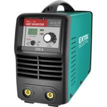 Extol Industrial inverter hegesztőtrafó, SMART, 200A, 8796012 tartozékok nélkül