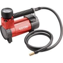 Extol premium olajmentes légkompresszor, 12V, 6,9 Bar, 24l/perc, 8864000