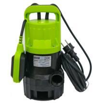 Extol szennyvíz szivattyú, 400W Extol Craft, szállító teljesítmény: 9m3/h, max. száll. 6m, 84504