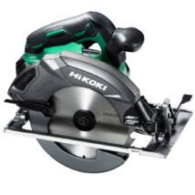 HIKOKI (Hitachi) C3607DA MULTIVOLT 36V-os akkus körfűrész, automata mód, 190mm (2db akku+töltő)