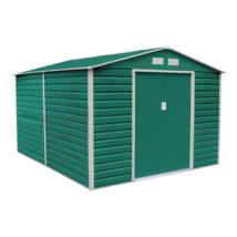 G21 GAH 1085 - 340 x 319 cm kerti tároló, zöld