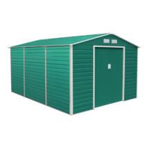G21 GAH 1300 - 340 x 383 cm kerti ház, fém, zöld