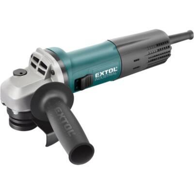 Extol Industrial sarokcsiszológép, 115 mm, 850 W, papír doboz /8792004/