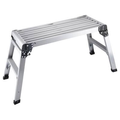 Extol szerelőállás/munkapad, összecsukható, ALU+acél, méretek: 106×42×51cm, max. statikus terhelés: 150 kg /8849040/