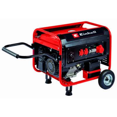 Einhell TC-PG 55/E5 Áramfejlesztő, 389cm3 (benzines) /4152562/