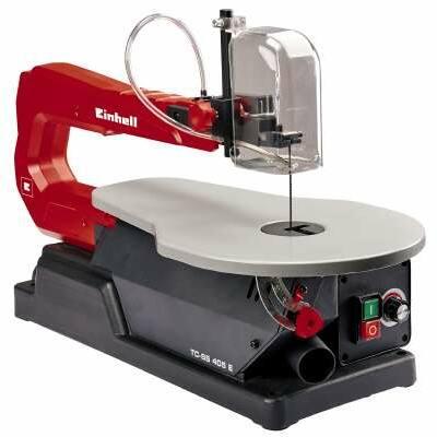 Einhell TC-SS 405 E Asztali Dekopírfűrész 120W, max vágás 52mm (4309040)