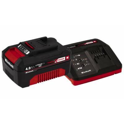 Einhell 18V 4,0Ah PXC Starter Kit PXC induló készlet (4512042)