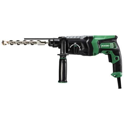 HIKOKI (Hitachi) DH26PC2 26 mm–es fúró - vésőkalapács