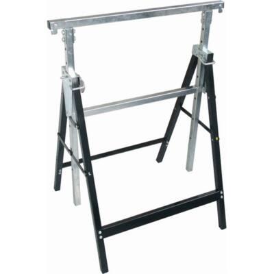 Extol  Craft asztalosbak, állítható. összecsukható; 810mm-1300mm, max. terhelés: 150kg, saját tömeg: 6,5 kg, festett fémlábak, 9994