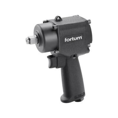"""Fortum légkulcs, 1/2"""", 610Nm, (Twin Hammer); 10.000 1/min, 170l/min, 6,3 Bar, 1/4"""", 4795010"""