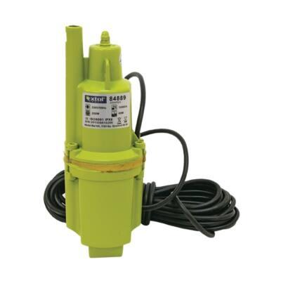 Extol Craft mélykúti membrános szivattyú, 250W, 10m kábel, 84889
