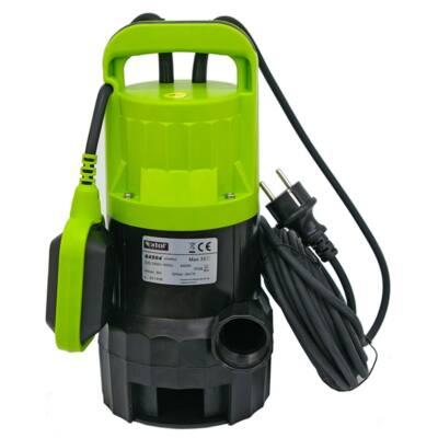 Extol szennyvíz szivattyú, 750W Extol Craft, szállító teljesítmény: 13,5m3/h, max. száll. 8 m, 84502