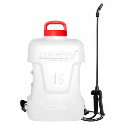 HECHT 416 ACCU akkumulátoros háti permetező (1 x 2.5 Ah akkuval)