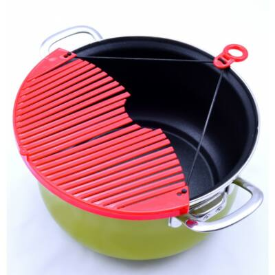 Perfect Home 11237 Állítható tésztaszűrő edényre