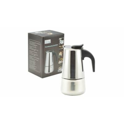 Perfect Home 72003 kotyogós kávéfőző 2 személyes díszdobozos