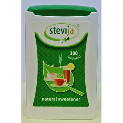 NaturPiac Stevia tabletta adagolós 300db-os (stev.glyco. 97%)