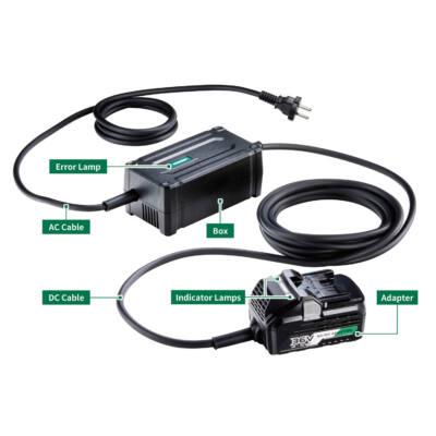 HiKOKI (Hitachi) ET36A MultiVolt hálózati adapter