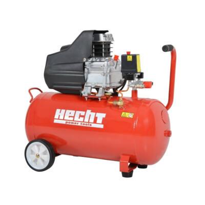 Hecht 2052 kompresszor 230 V, 1.5 kW, 8 bar, 50 l-es tartály, olajos
