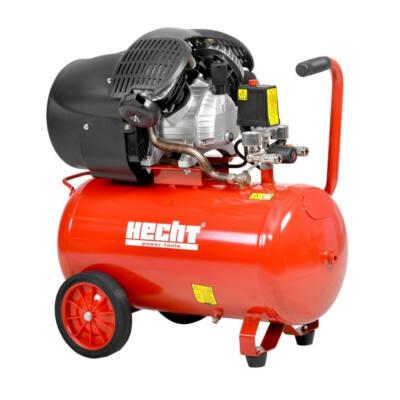 Hecht 2353 kompresszor 230 V, 2.2 kW, 8 bar, 50 l-es tartály, olajos