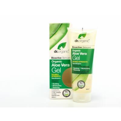 Dr. Organic Bio aloe vera Szemkörnyékápoló gél 15 ml