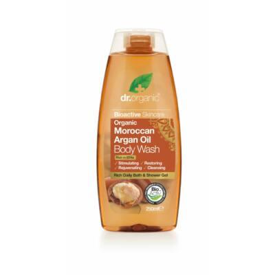 Dr. Organic Bio argán olaj Tusfürdő 250 ml