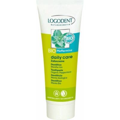 Logona Daily Care borsmenta fogkrém 75ml