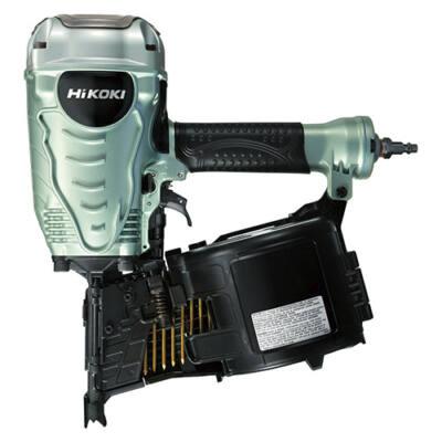 HIKOKI (Hitachi) NV90AG 90 mm dobtáras, pneumatikus szegbelövő (huzal tárazású szegekhez)