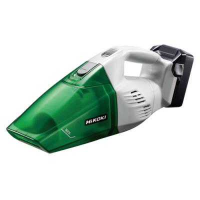 HiKOKI (Hitachi) R18DSL-BASIC Morzsa porszívó-Alap gép (akku és töltő nélkül)