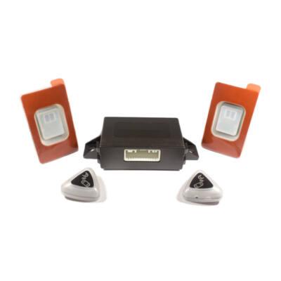 SMP SBSEX-1 - Holttérfigyelő rendszer