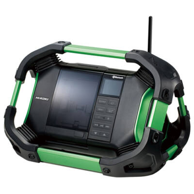 HiKOKI (Hitachi) UR18DSDL Akkus rádió UR18DSDL (akku és töltő nélkül)